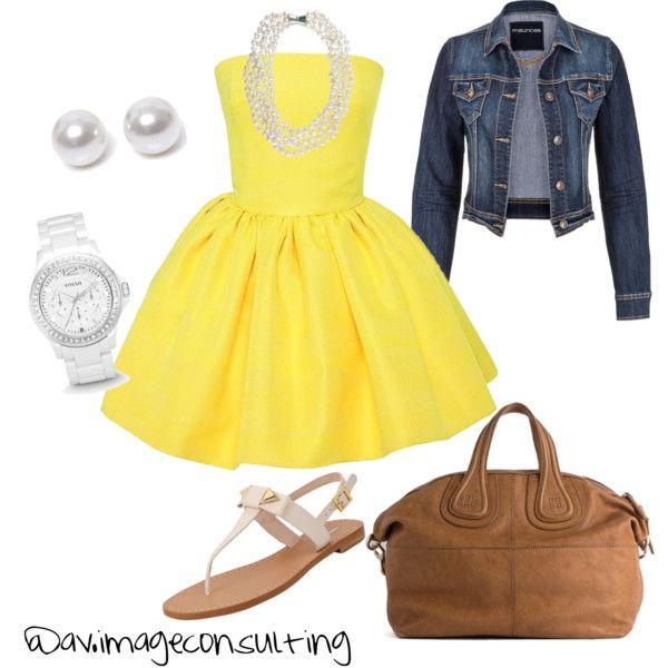 opcion #2 . El mismo vestido con diferentes accesorios cambian tu outfit por completo.
