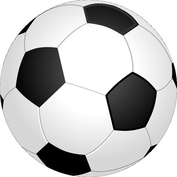 Football Clip Art Football Clip Art Vector Clip Art Online Royalty Free Public Soccer Ball Football Clips Football Images