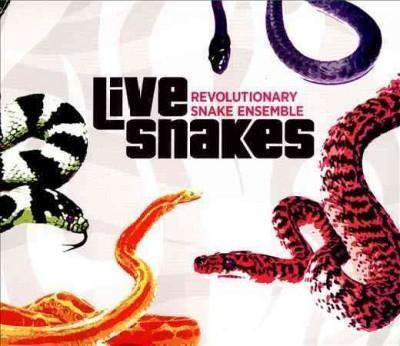 Revolutionary Snake Ensemble - Live Snakes, Grey