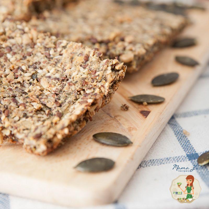 Estrogenboosting crackers oven method recipe snacks