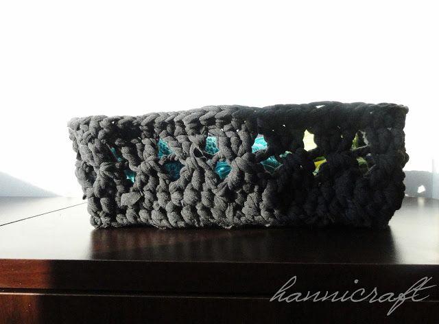 hannicraft: Crochet box