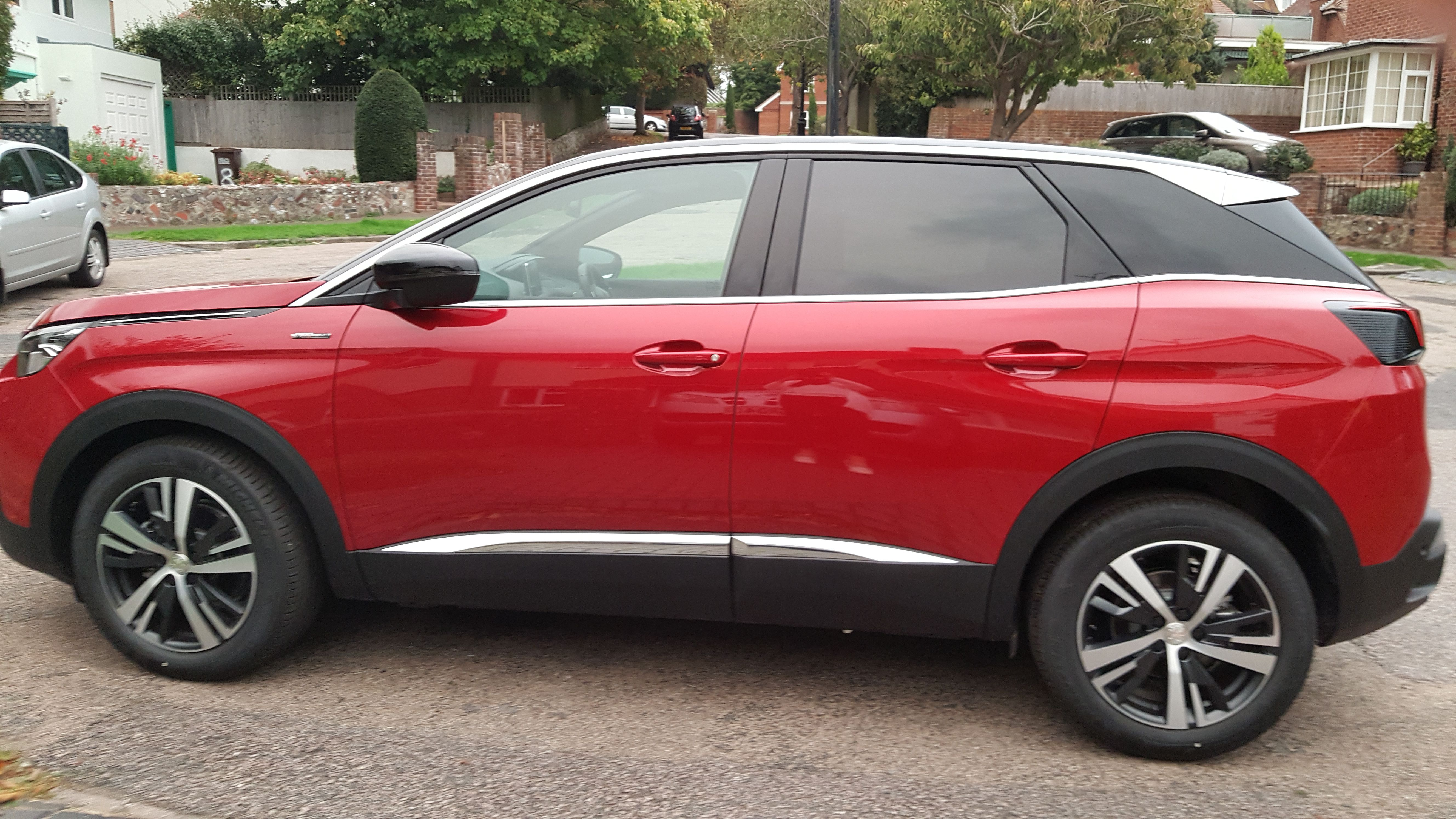 The Peugeot 3008 2.0 BlueHDi GT Line we supplied! #happy #customer ...