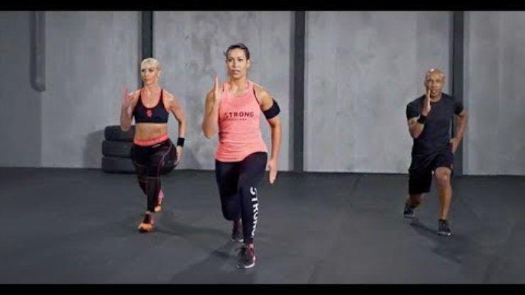 30 Minute Cardio Dance Workout Celebrities Love Fit Life Videos Spor Egitim