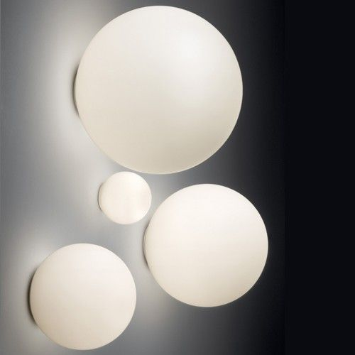 Artemide Dioscuri Wall or Ceiling Light