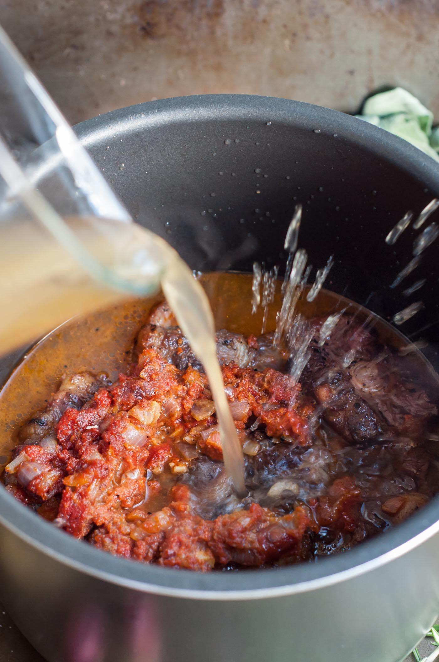 pressure cooker oxtail stew  recipe  pressure cooker