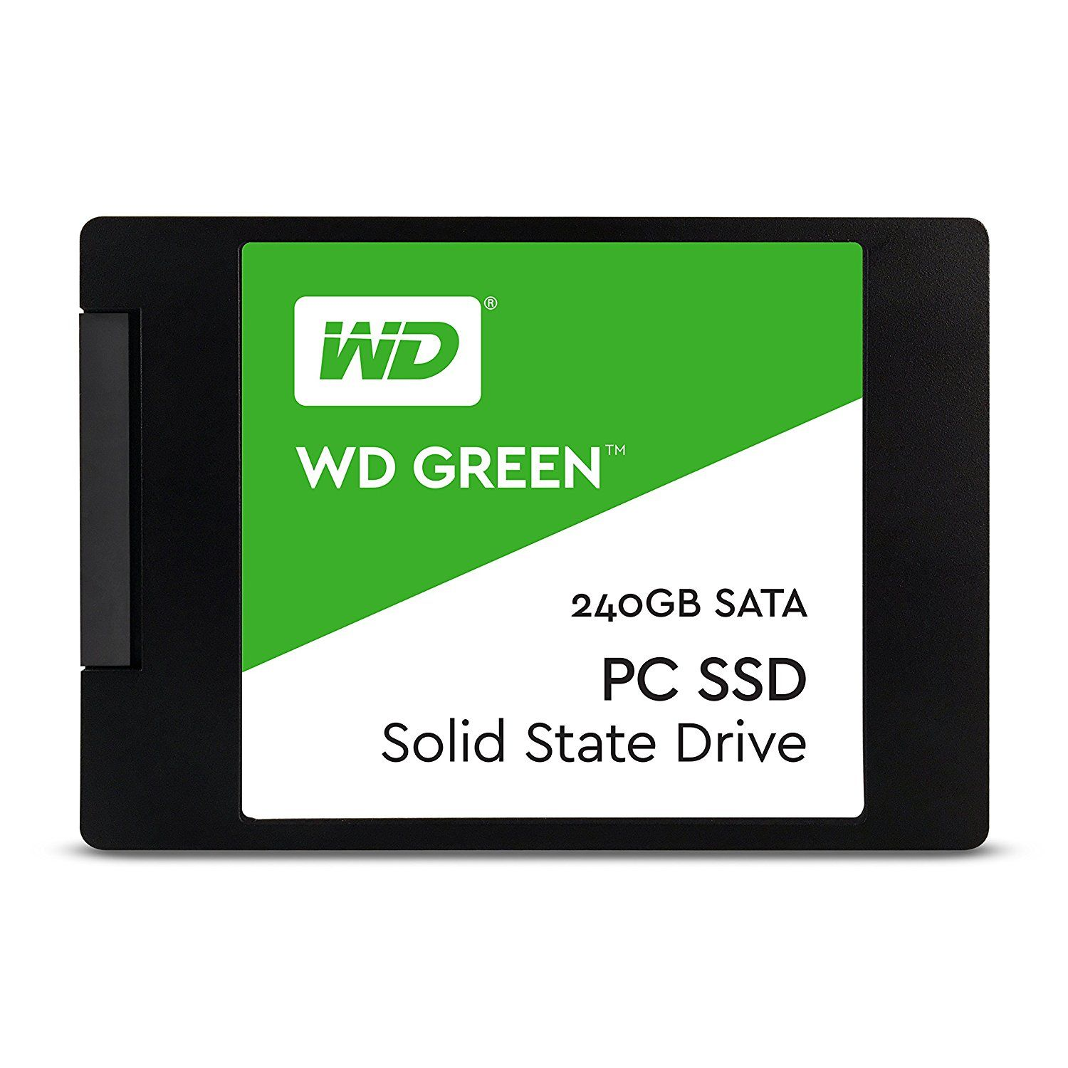 WD Green 240GB Internal Solid State Drive WDS240G1G0A