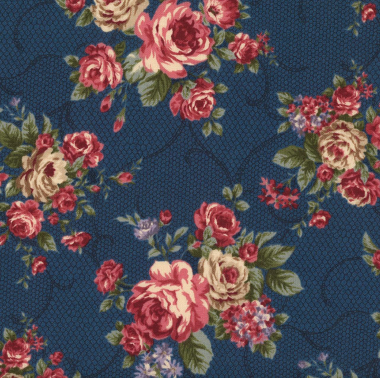 Excellent Lecien Fabrics Rose Life Garden 2018 In 2019 Cotton Download Free Architecture Designs Boapuretrmadebymaigaardcom
