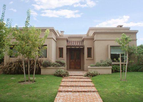 Francisco marconi arquitectos asociados casa estilo for Portal de arquitectos casa de campo