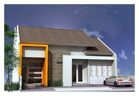 model rumah sederhana terbaru modern | rumah minimalis