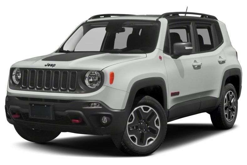 View 360 Degree Photos Of The 2018 Renegade Trailhawk 4dr 4x4 With