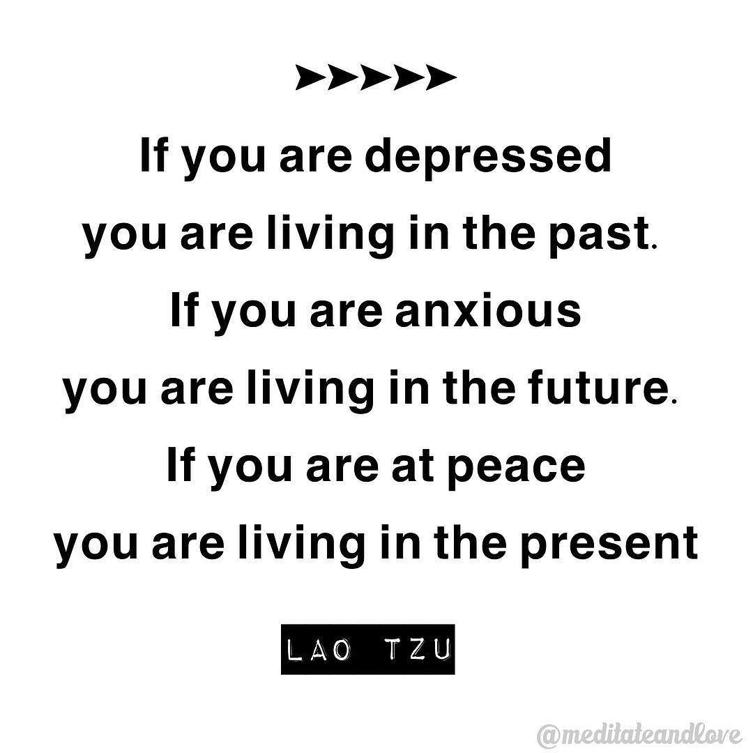 Be Present Happiness Resides In The Nowotherwise Your Mind Is