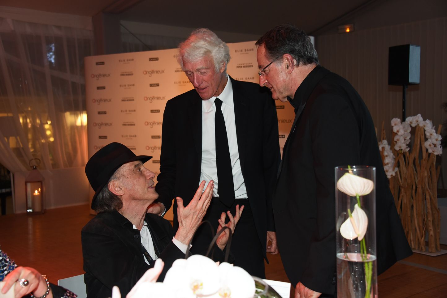 26 - DPs Ed Lachman, Roger Deakins and Peter Suschitzky