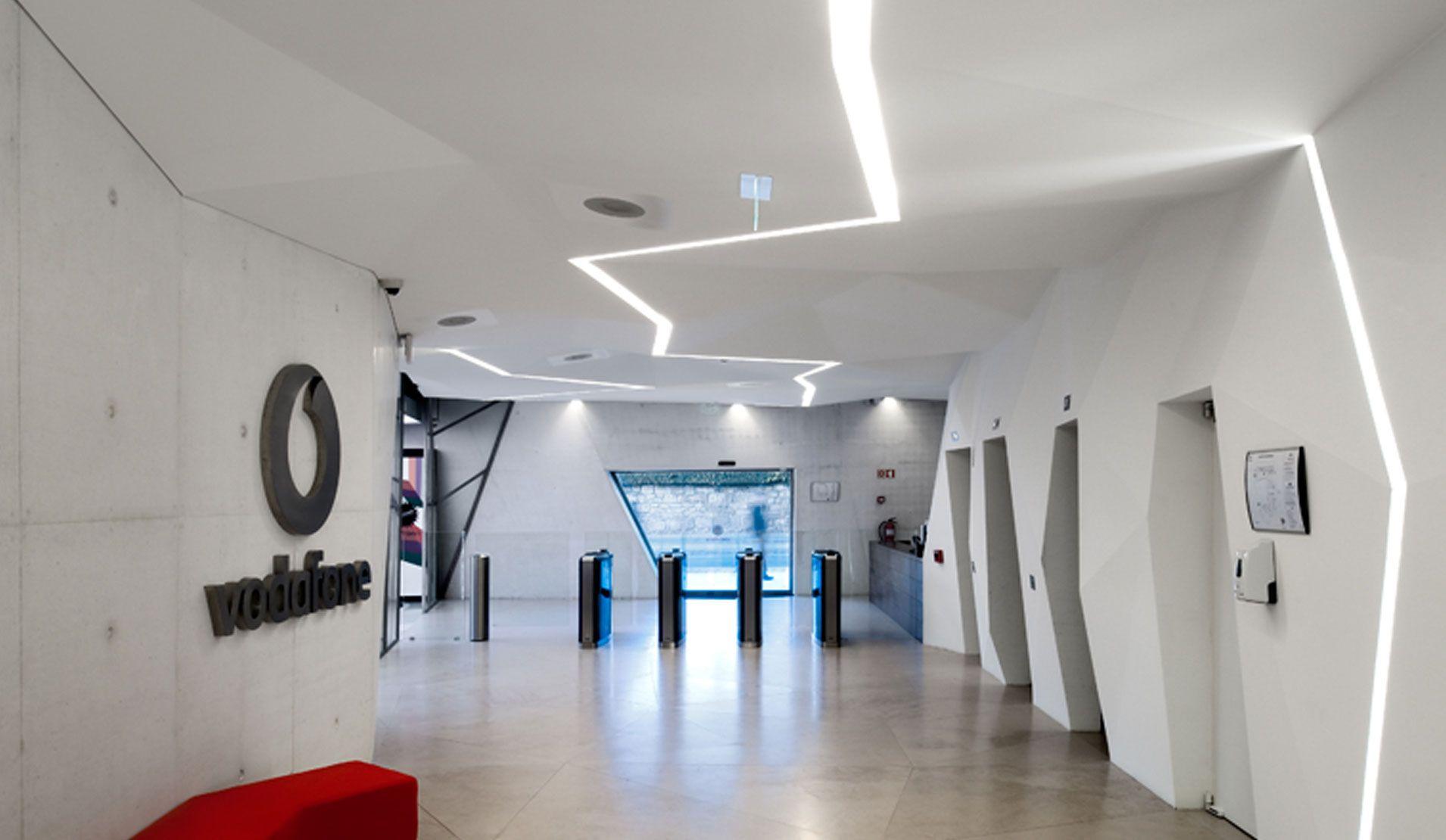 Vodafone Headquarters Building Oporto   Barbosa U0026 Guimarães
