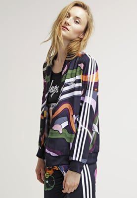 Burst De Vestes Floral Wwrau Veste Survêtement Originals Adidas Nm8wn0