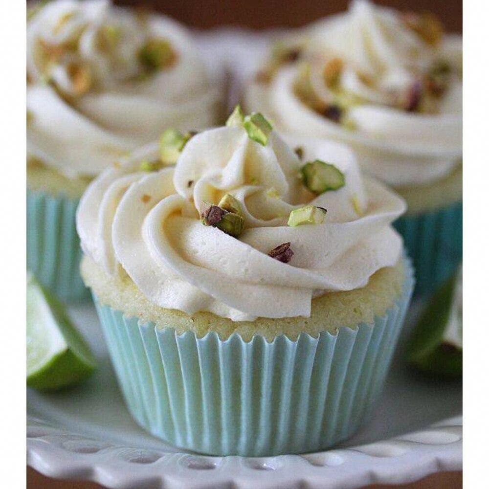 100pcs Set Muffin Cupcake Paper Cups Cake Forms Cupcake Liner