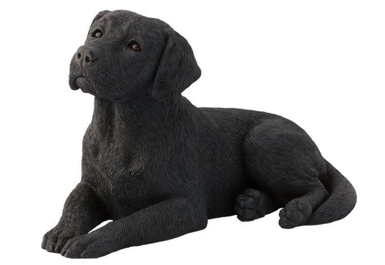Black Laborador Retriever Shadowcasts Lifelike Figurine Pet Urn Labrador Retriever Labrador Retriever Puppies Labrador