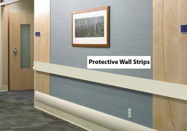 Wall Protection Wall Guards Protect Walls Wall Panels Wall