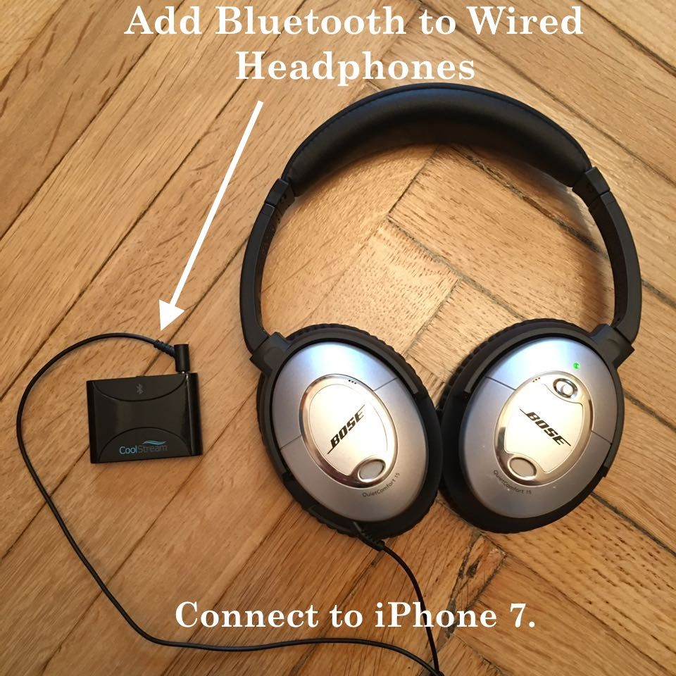 bluetooth headphones bose iphone 7