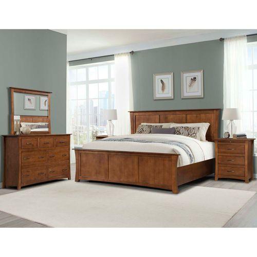 Best Chartres 5 Piece Queen Bedroom Set King Bedroom Sets 400 x 300