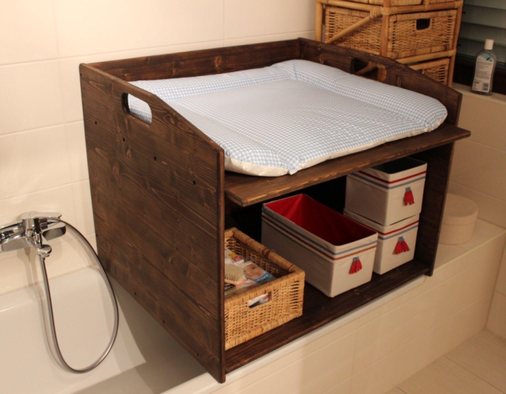 Wickeltisch Badewanne | Photo | Baby furniture, Baby und Baby equipment