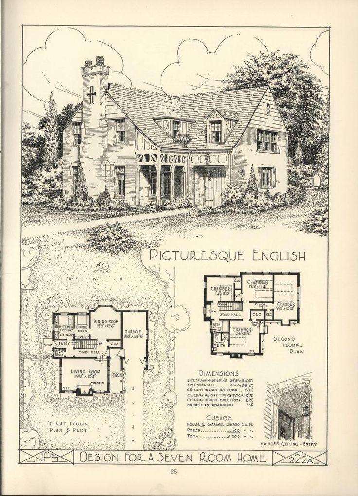 Old Farmhouse Floor Plans Taken