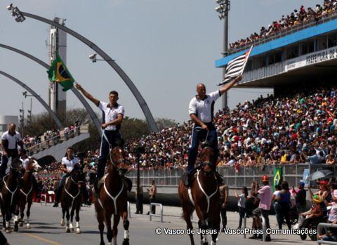 Desfile Cívico de 7 de Setembro em São Paulo - IMG_3856