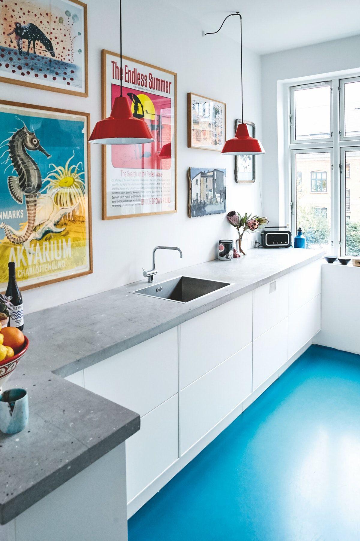 Pin Af Aurore Beaumont Pa Cuisines Kokken Inventar Design Kokkenrenovering Sweet Home