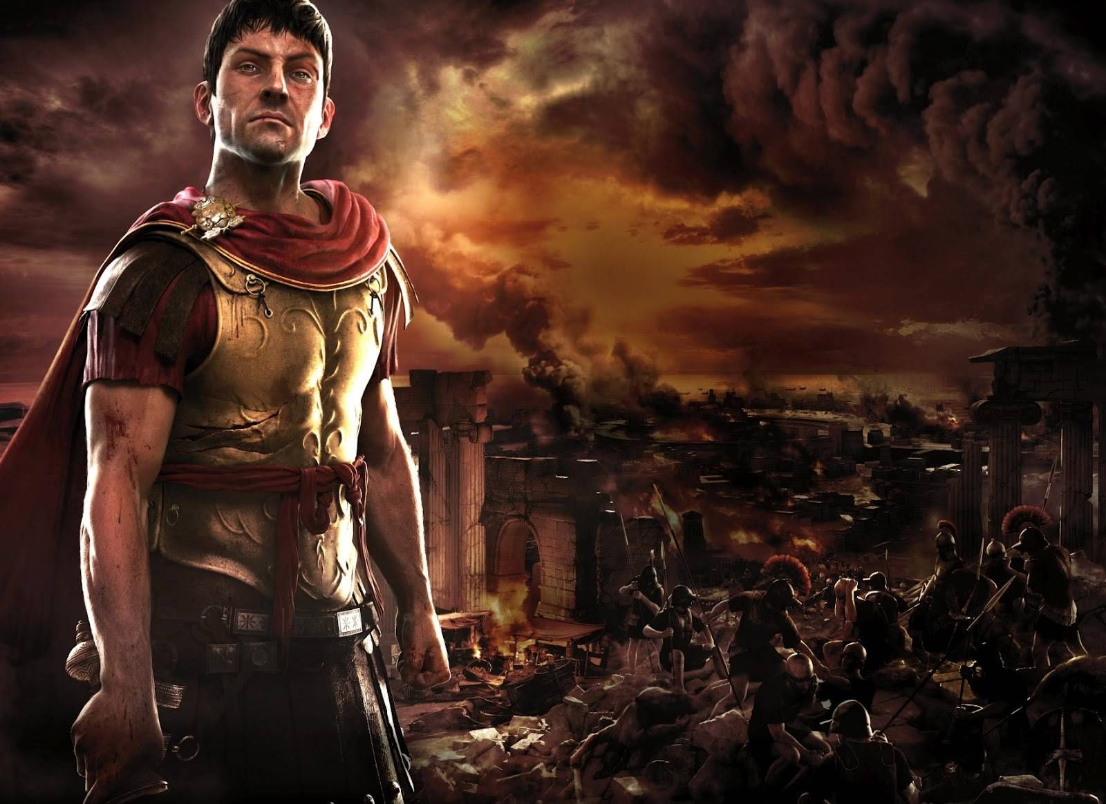 Total War Rome Ii Computer Wallpapers Desktop Backgrounds