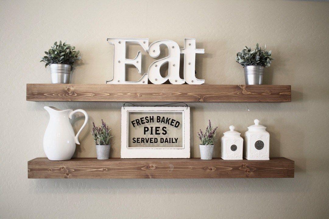 99 DIY Farmhouse Living Room Wall Decor And Design Ideas (54