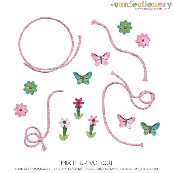 SHCO Confectionery - CU - Elements - Mix it Up Vo1 {CU} Join at http://www.sugarhillco.com/cc