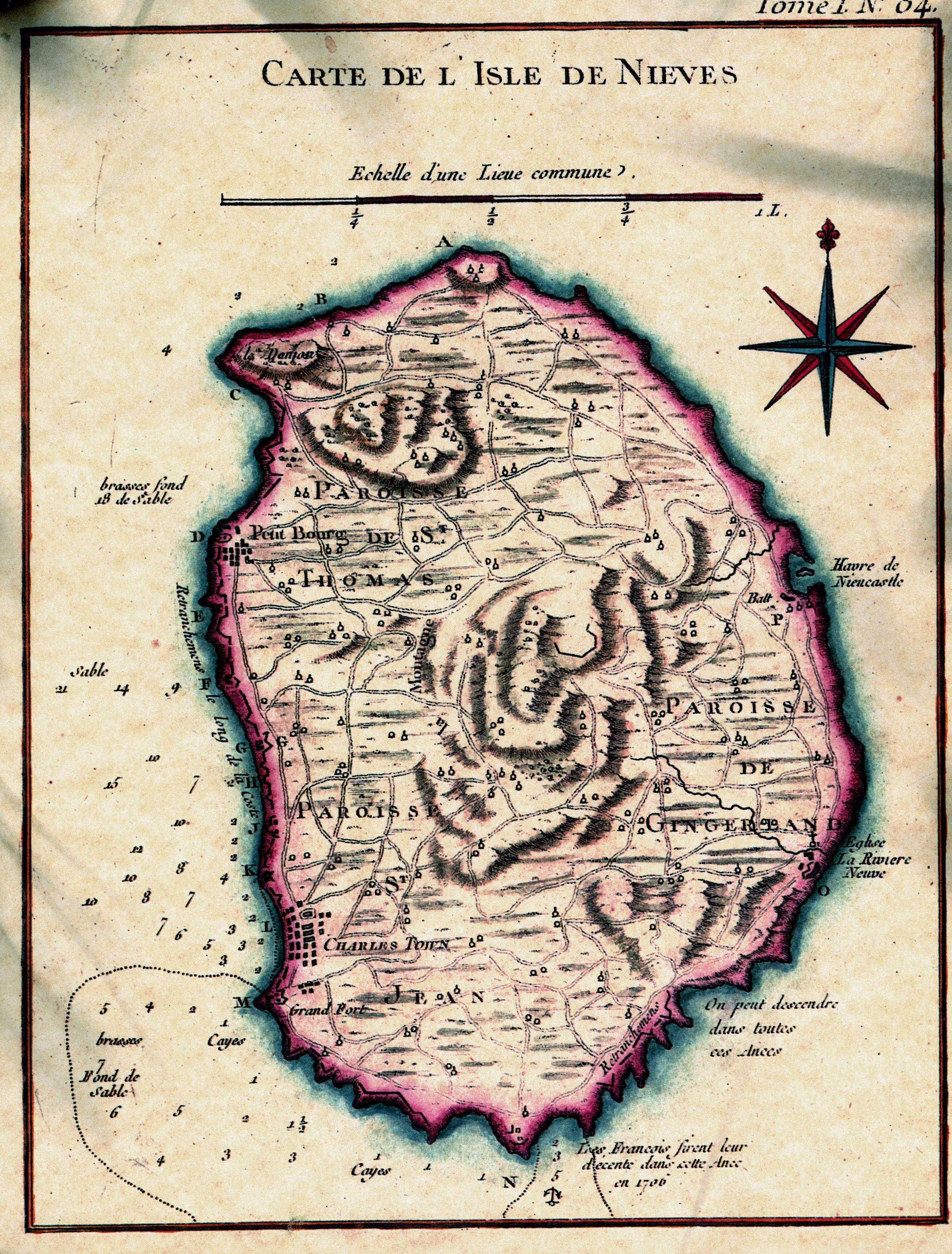 Caribbean ancestry – Genealogia Nuestra