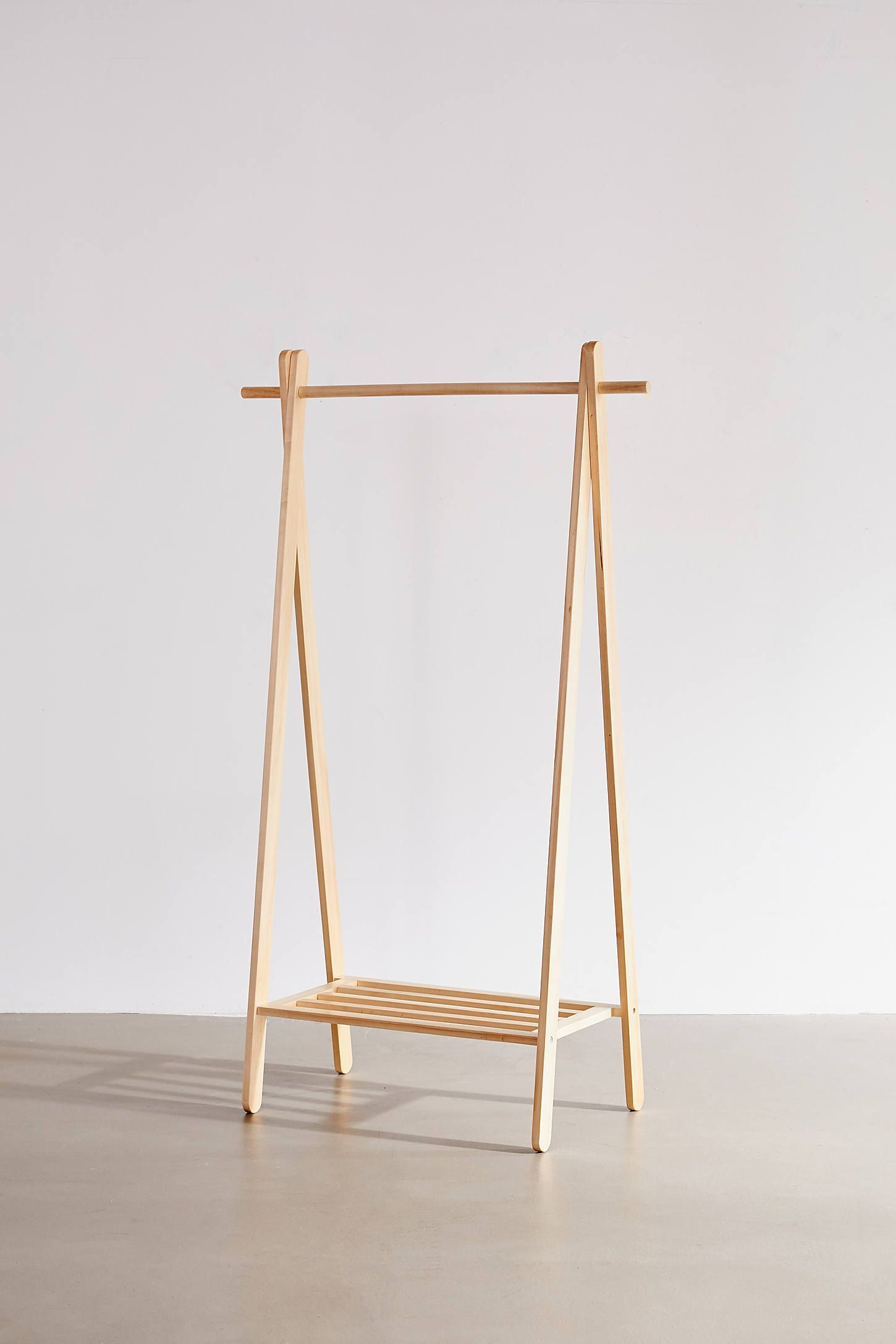 Wooden Clothing Rack Urban Outfitters Wooden Clothes Rack Wood Clothing Rack Diy Furniture
