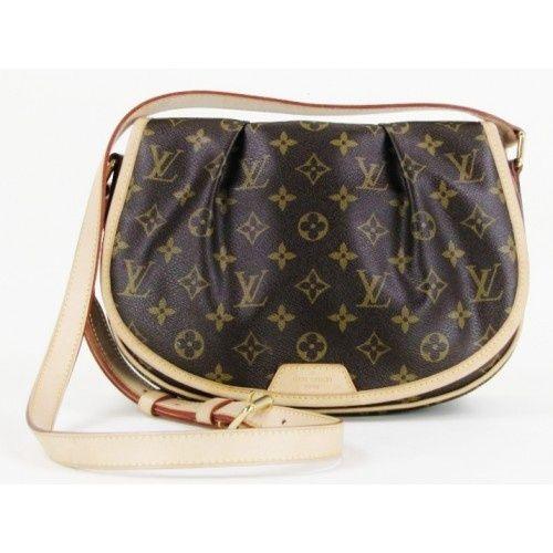 c294d0ec434 Louis Vuitton Monogram Menilmontant PM Bag  bags  fashion
