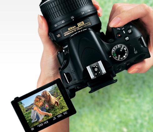 Nikon D5100 Manual Exposure Video Mode