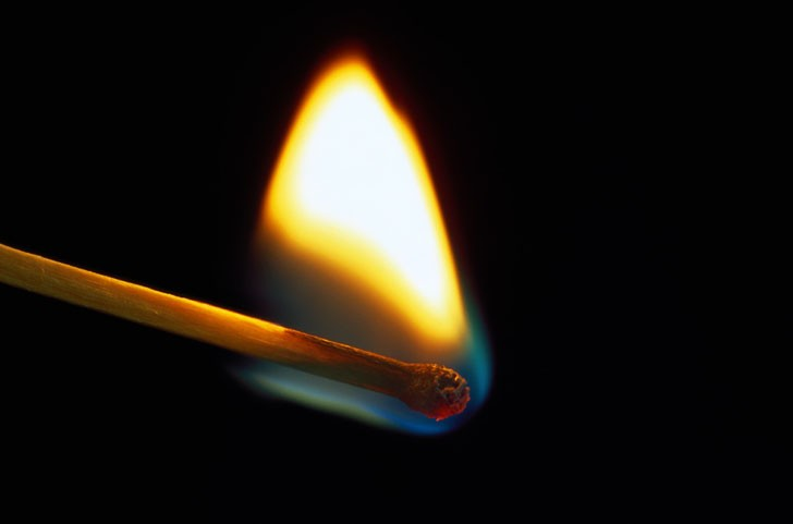 Did You Know Heating Oil Will Not Burn In A Liquid State If You Were To Place A Lit Match Into A Vial Of School Library Stanford University Business Courses