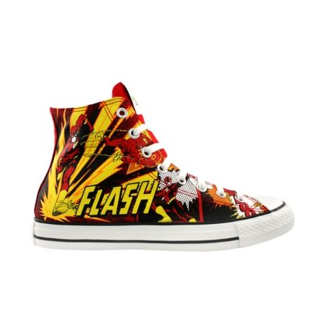 shoes, converse, the flash Wheretoget