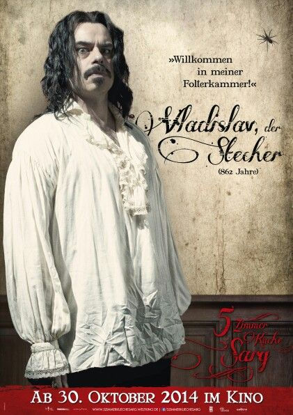 Jemaine Clement As Vladislav The Poker 5 Zimmer Kuche Sarg German
