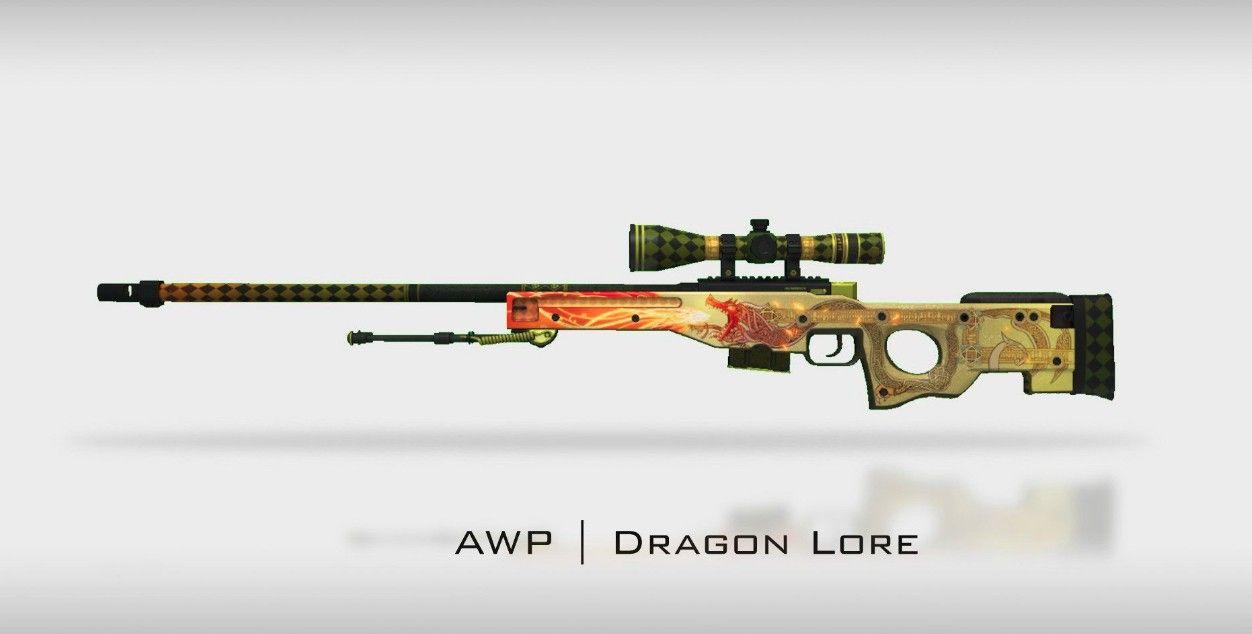 Awp Dragon Lore Counter Strike Global Offensive Skin Mods Cs Go Funny Awp Asiimov Cs Go Memes