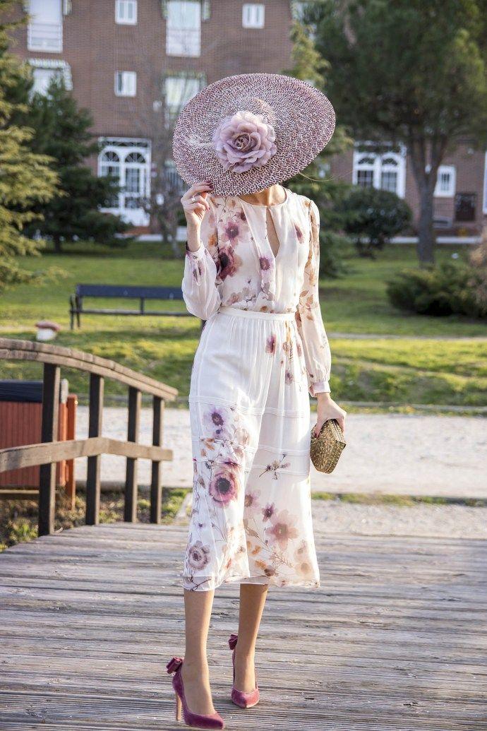 look invitada boda dia zapatos terciopelo salo madrid | vestidos