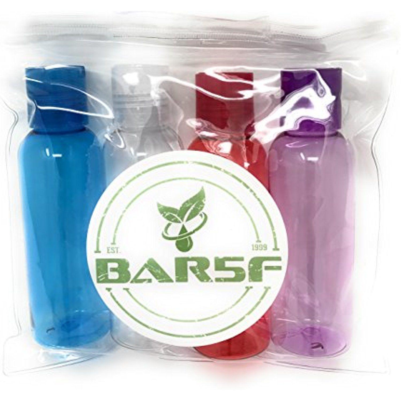 8877e28486ac Bar5F Empty Bottle Travel Set, 3.4 oz #ToolsAccessories   Tools ...