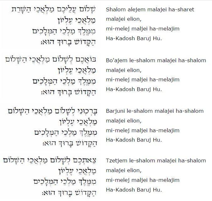 Shalom Alejem Guía Paso A Paso Oraciones En Hebreo Oración Antes De Dormir Saludos En Hebreo