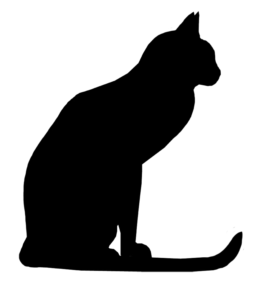 Download Cat Silhouette Images - Cliparts.co | cats tattoo ...