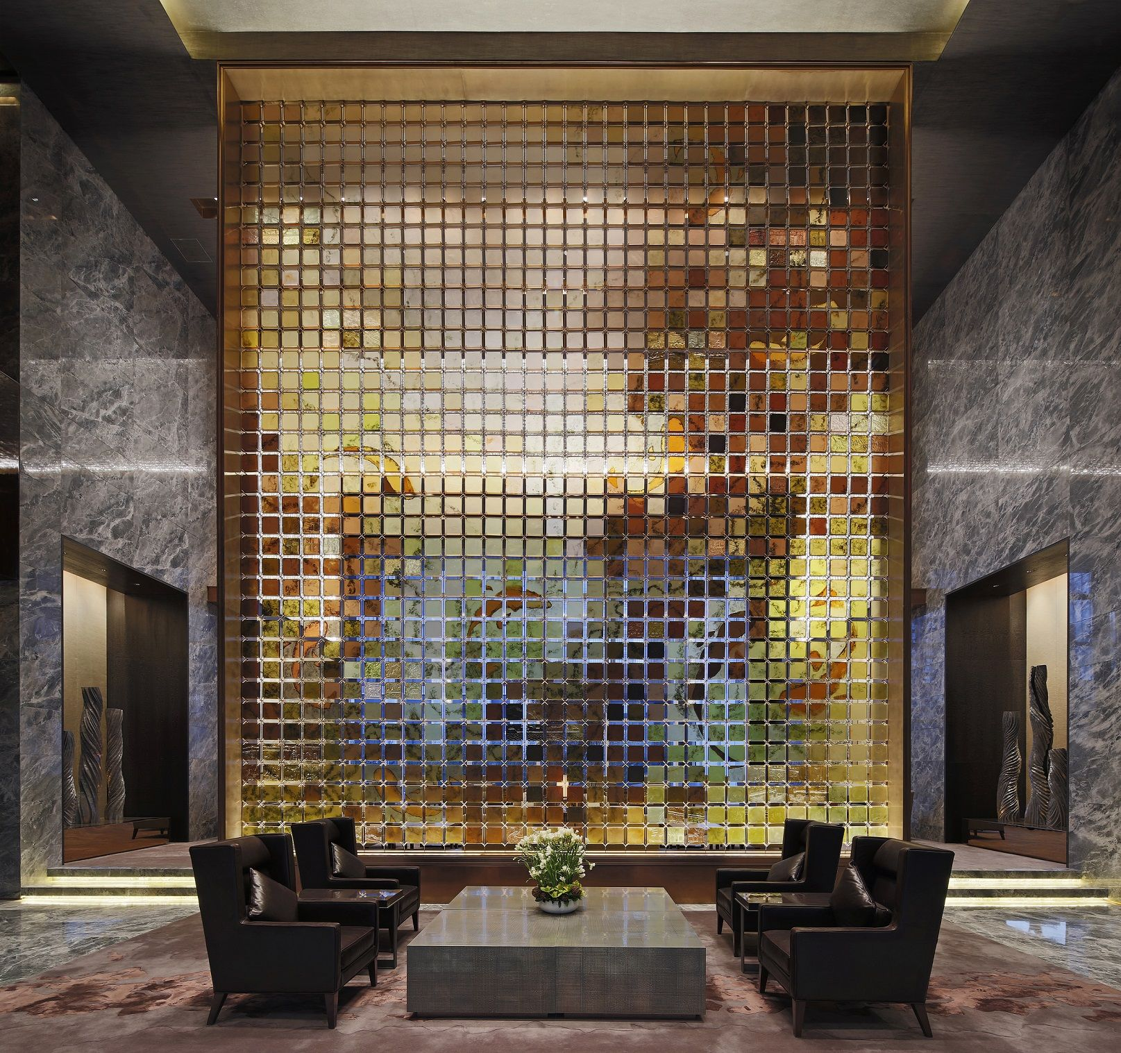 conrad hotel in beijing, china - architectural project: mad, Innenarchitektur ideen