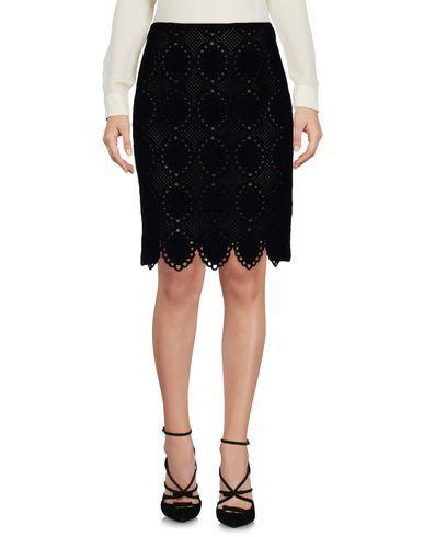 ERDEM Knee Length Skirt. #erdem #cloth #dress #top #skirt #pant #coat #jacket #jecket #beachwear #