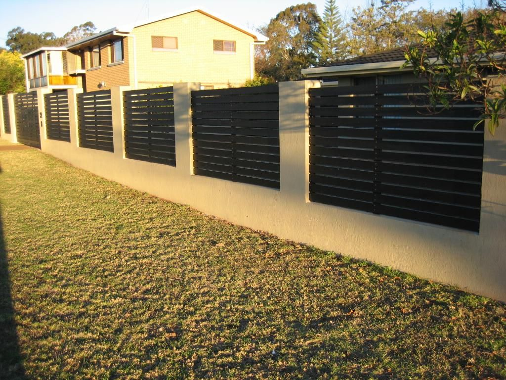 Fences Inspiration - Unique Timber Fencing - Australia | hipages.com ...