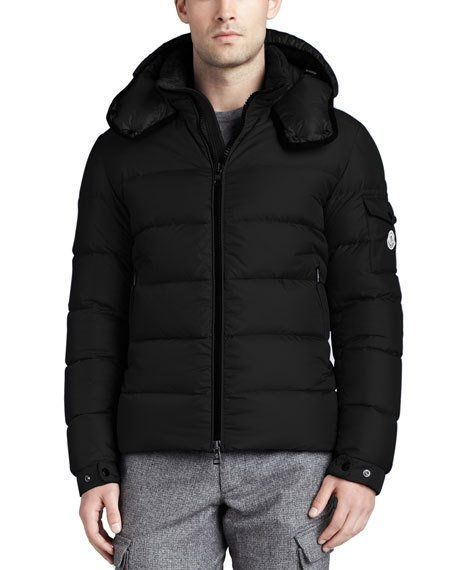 MONCLER Himalaya Quilted Down Jacket, Black. #moncler #cloth ...
