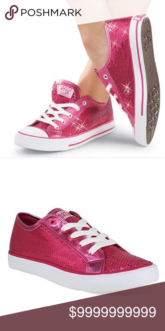 3edb8bf1f3 Women's Pink sequin sneakers Pink Gotta Flurt sequin Sneakers packed ...
