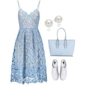 Sneakers & Dress