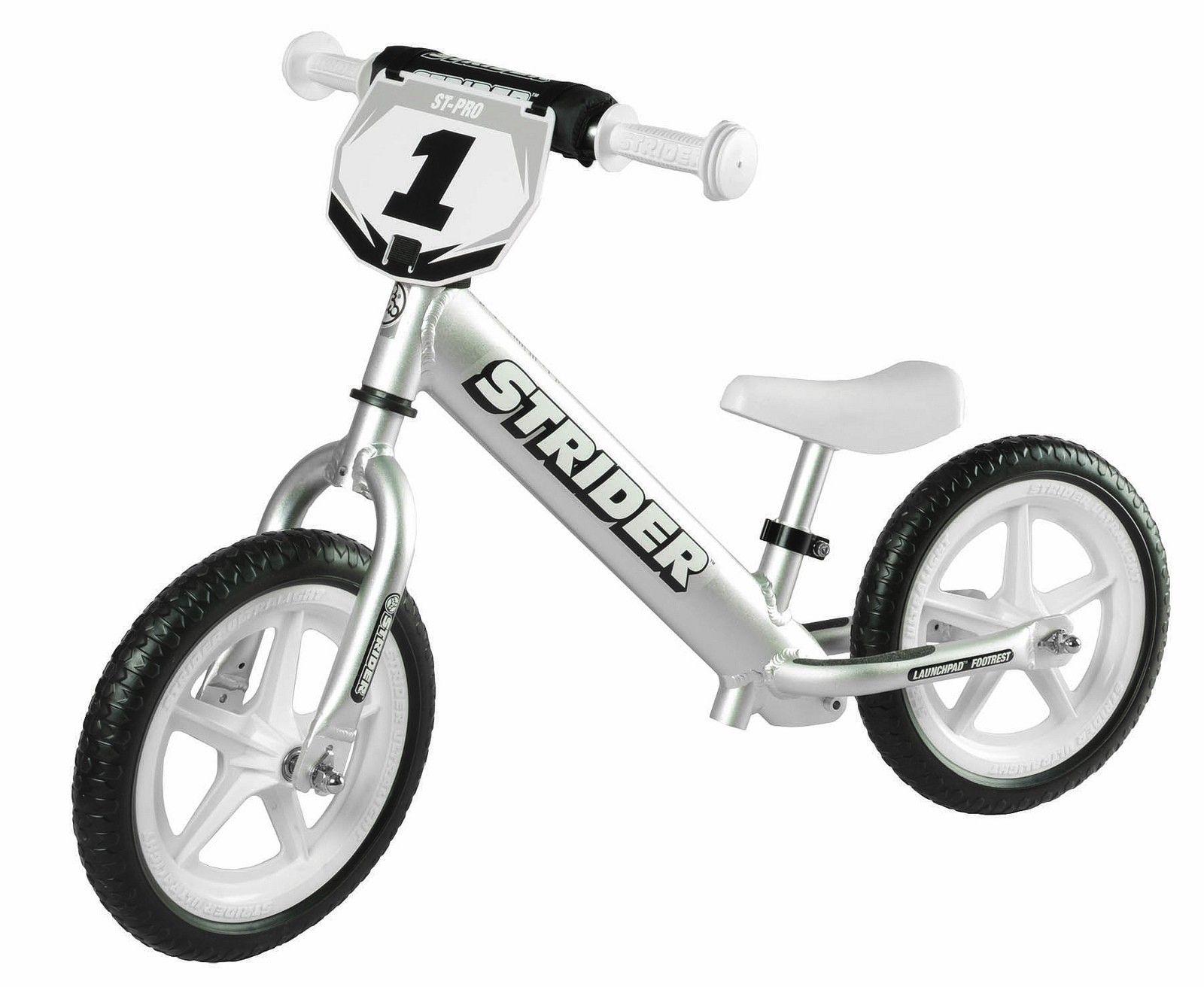 STRIDER® 12 Pro Balance Bike, AllAluminum, HighEnd Model