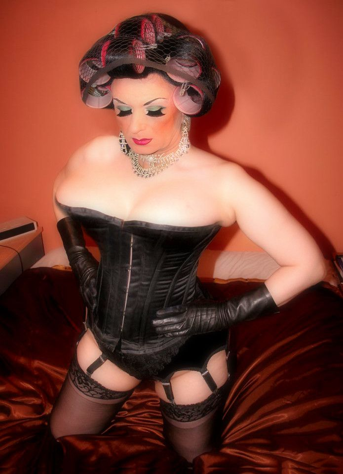 Horny french maid